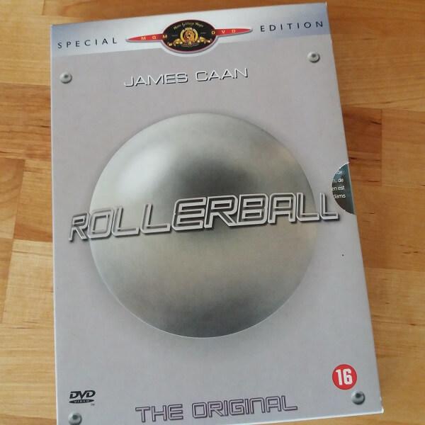 Rollerball James Caan DVD