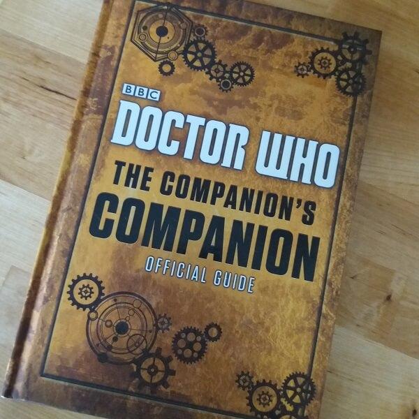 Doctor WHO BBC Companion
