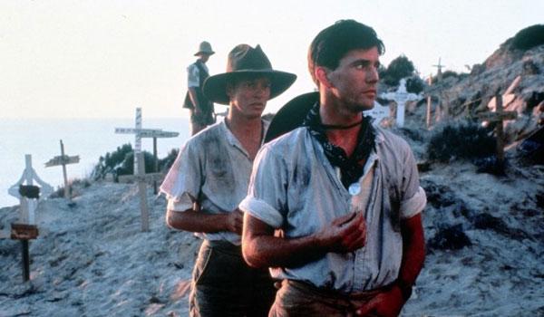 Gallipoli Mel Gibson