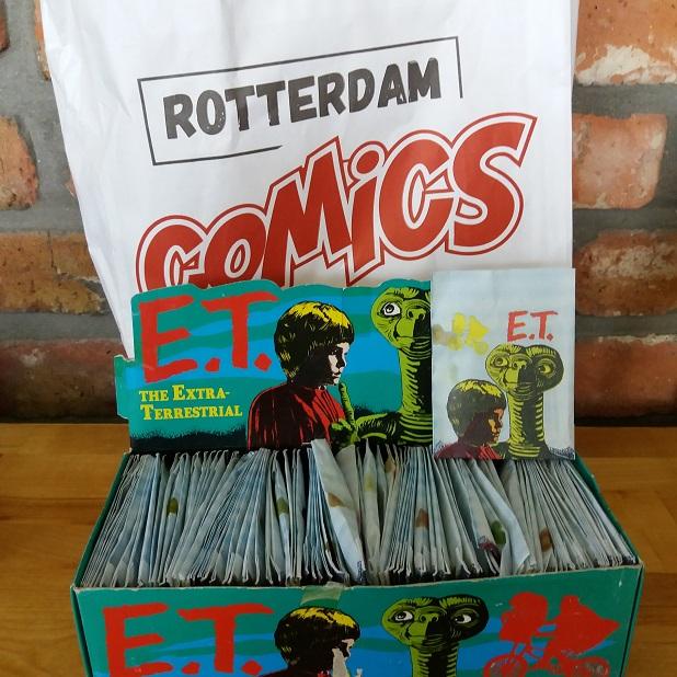 Rotterdam Comics ET aankoop