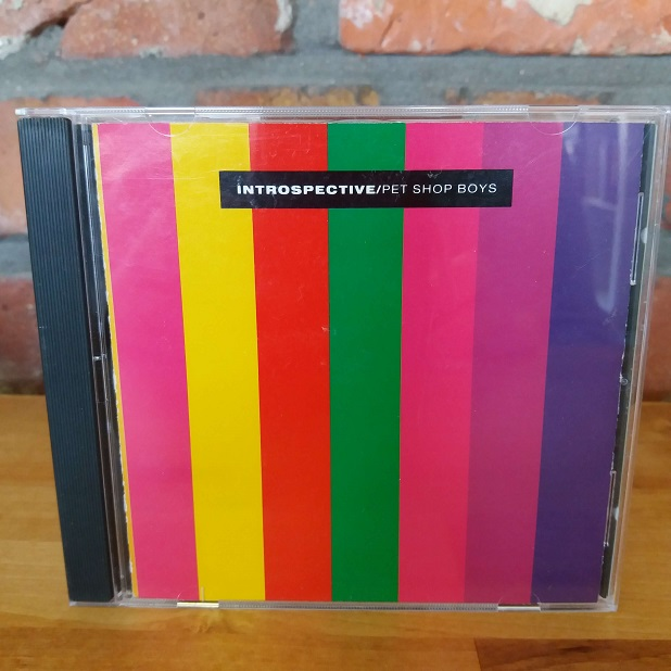 Pet Shop Boys Introspective
