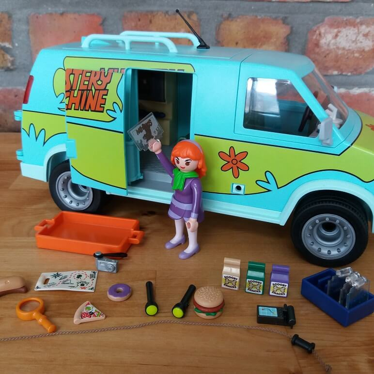 Scooby Doo Playmobil