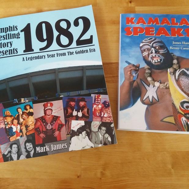 1982 Memphis wrestling Kamala Speaks