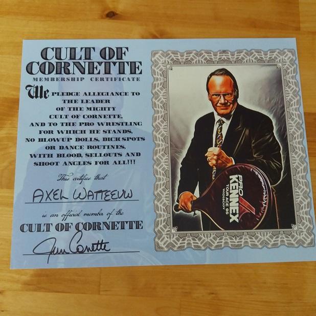 Cult of Cornette Podcast