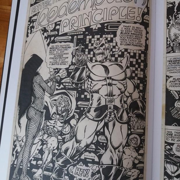 Jim Starlin cosmic edition
