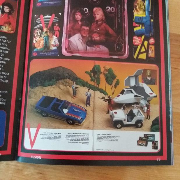 V the series merchandise toypolloi