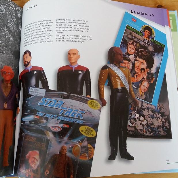 Star Trek De gouden jaren van de televisie Jack Botermans