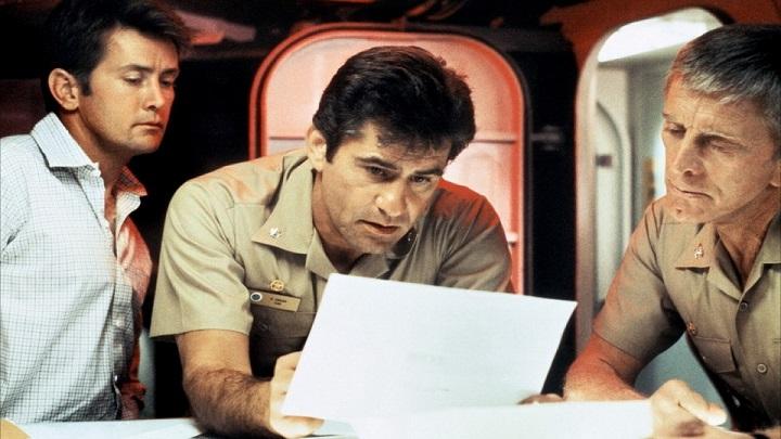 Cast The Final Countdown Kirk Douglas Martin Sheen