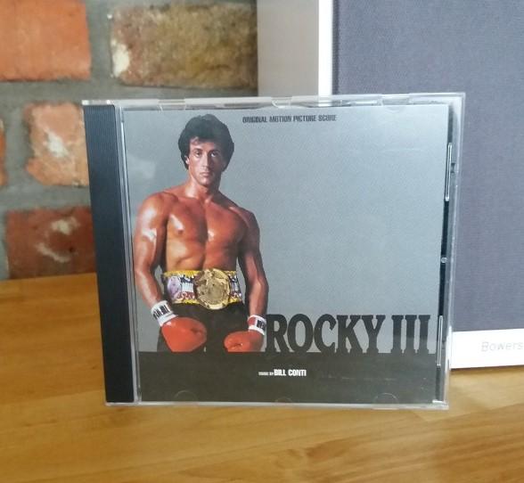 Rocky III Soundtrack