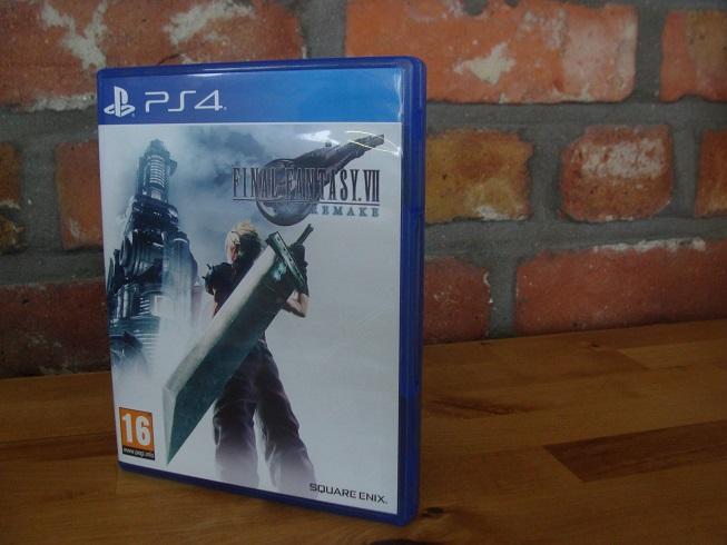 Haul Kerstdag 2020 Final Fantasy VII remake