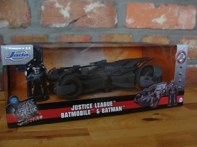 Haul Kerstdag 2020 Batmobile Justice League