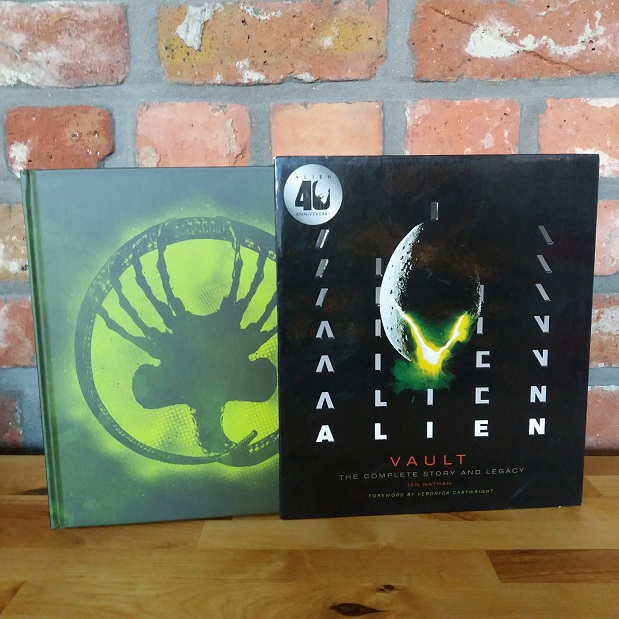 Alien Vault The Complete Story and Legacy