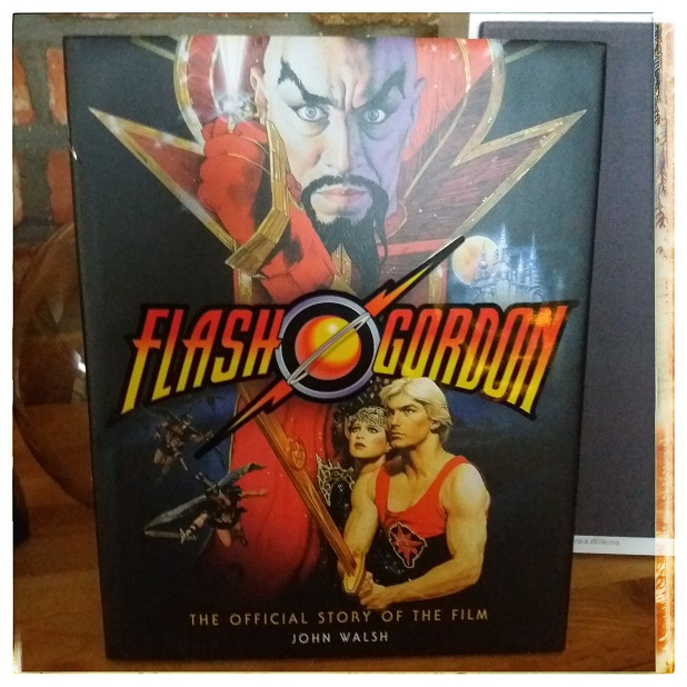 The official story of the film Flash Gordon