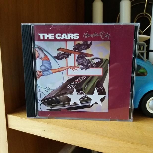 The Cars - Heartbreak City Album