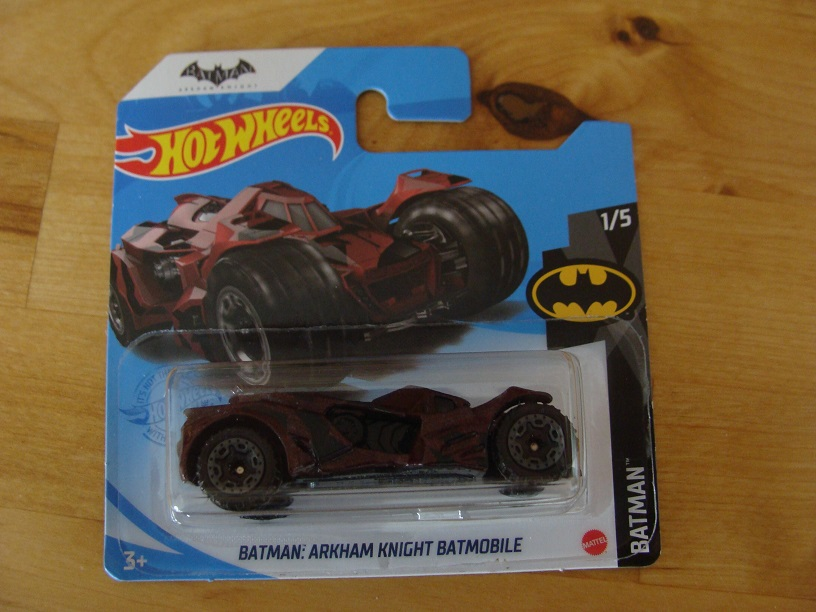 Hotwheels Arkham Knight Batmobile