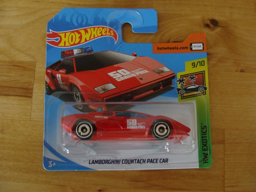 Hotwheels Lamborghini