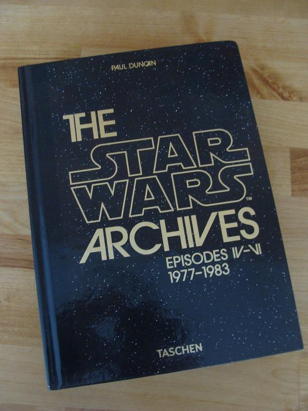 Star Wars Archives Episode IV - VI 1977 - 1983