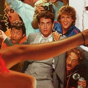 Bachelor Party 1984 Tom Hanks