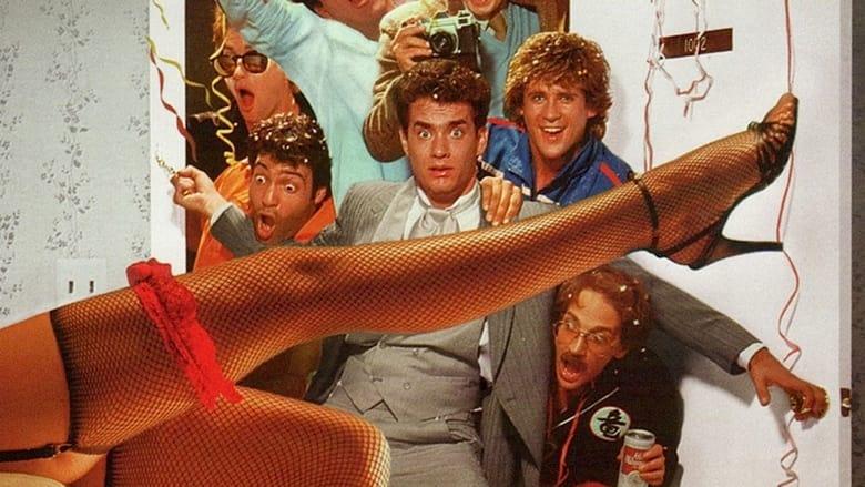 Bachelor Party 1984 Tom Hanks