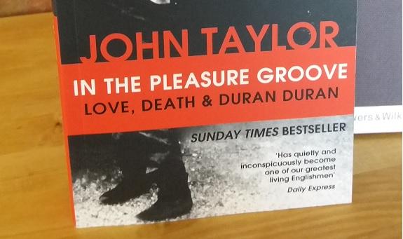 John Taylor Into the Pleasure Groove