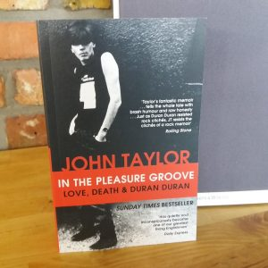John Taylor Book In The Pleasure Groove