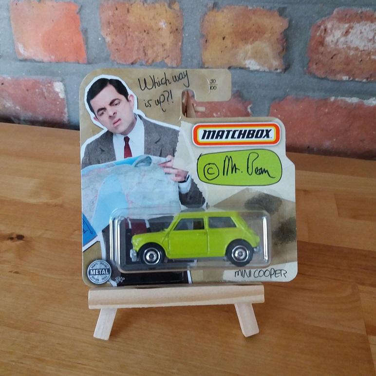 Matchbox Mr Bean Car