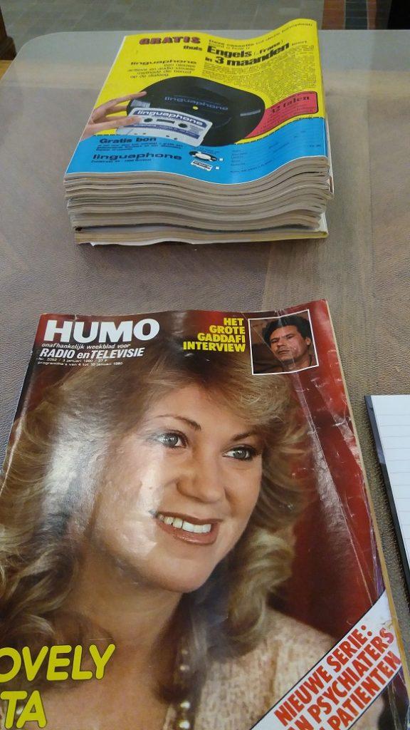 HUMO 1980 tijdschrift