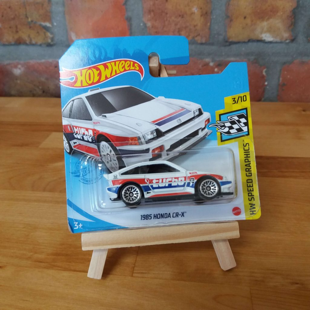 Hotwheels car 80s