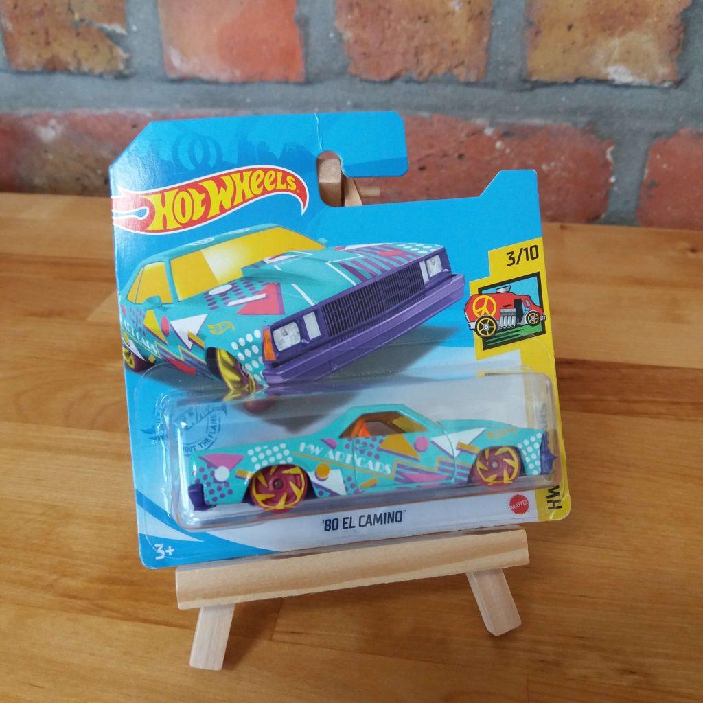 Hotwheels Camino car