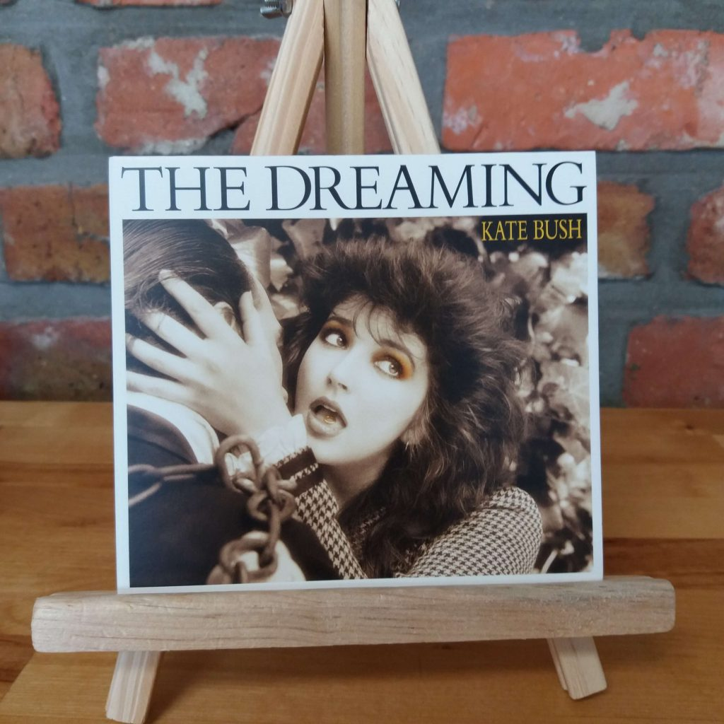 The Dreaming Kate Bush CD