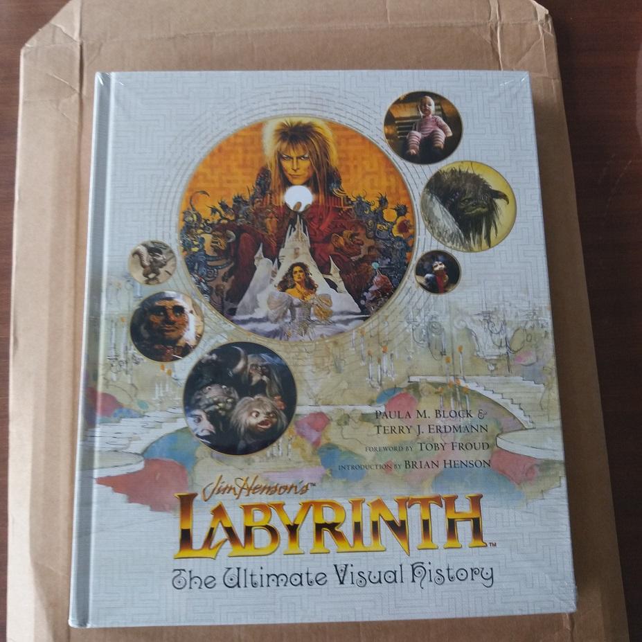 Jim Henson's Labyrinth The Ultimate Visual History