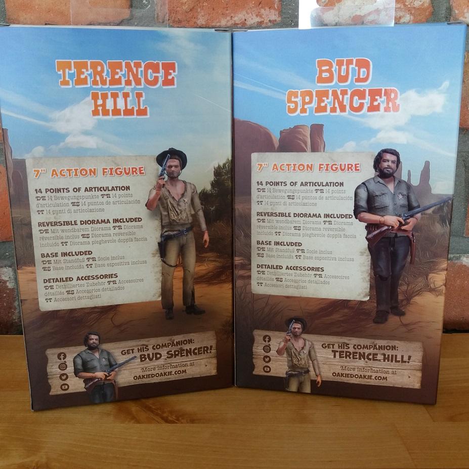 Terrence Hill Bud Spencer Oakie Doakie