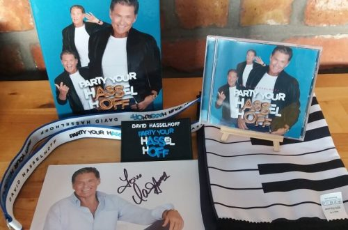 The Hoff Party Box