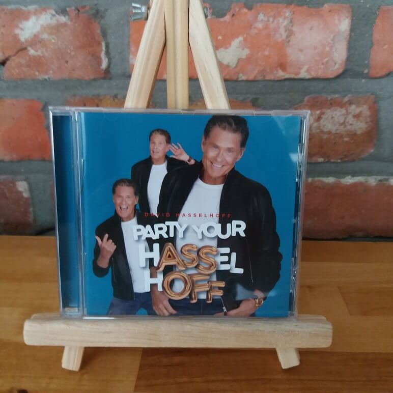 Party Your Hasselhoff Limited Fan Box